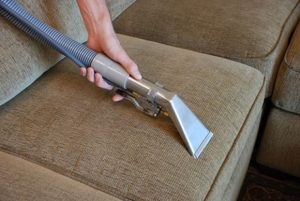 service upholstery cleaning